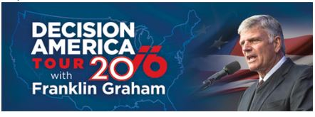 Franklin Graham coming to ak