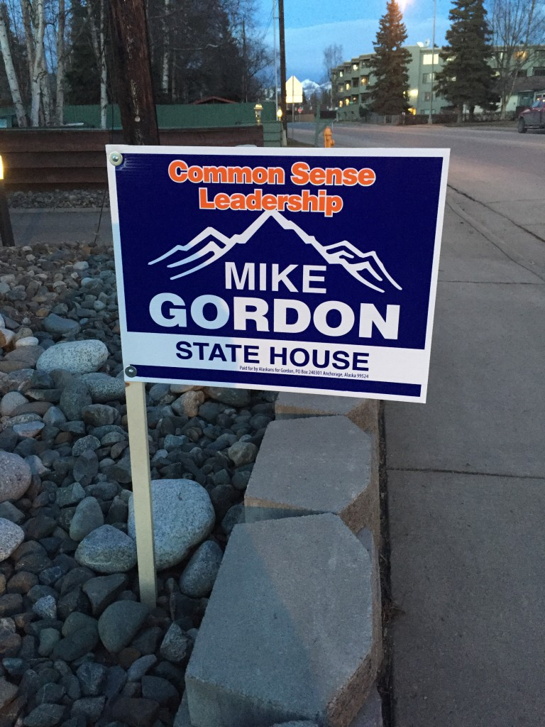 mike gordon sign