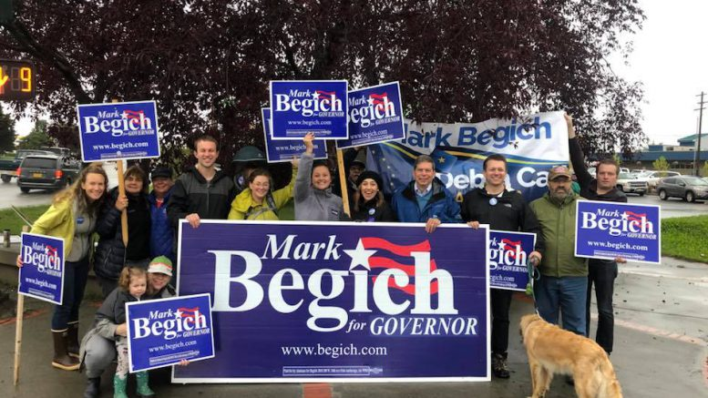 Begich keeps it a three-way race for Alaska\'s governor. Here\'s what ...
